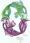 koi fish color