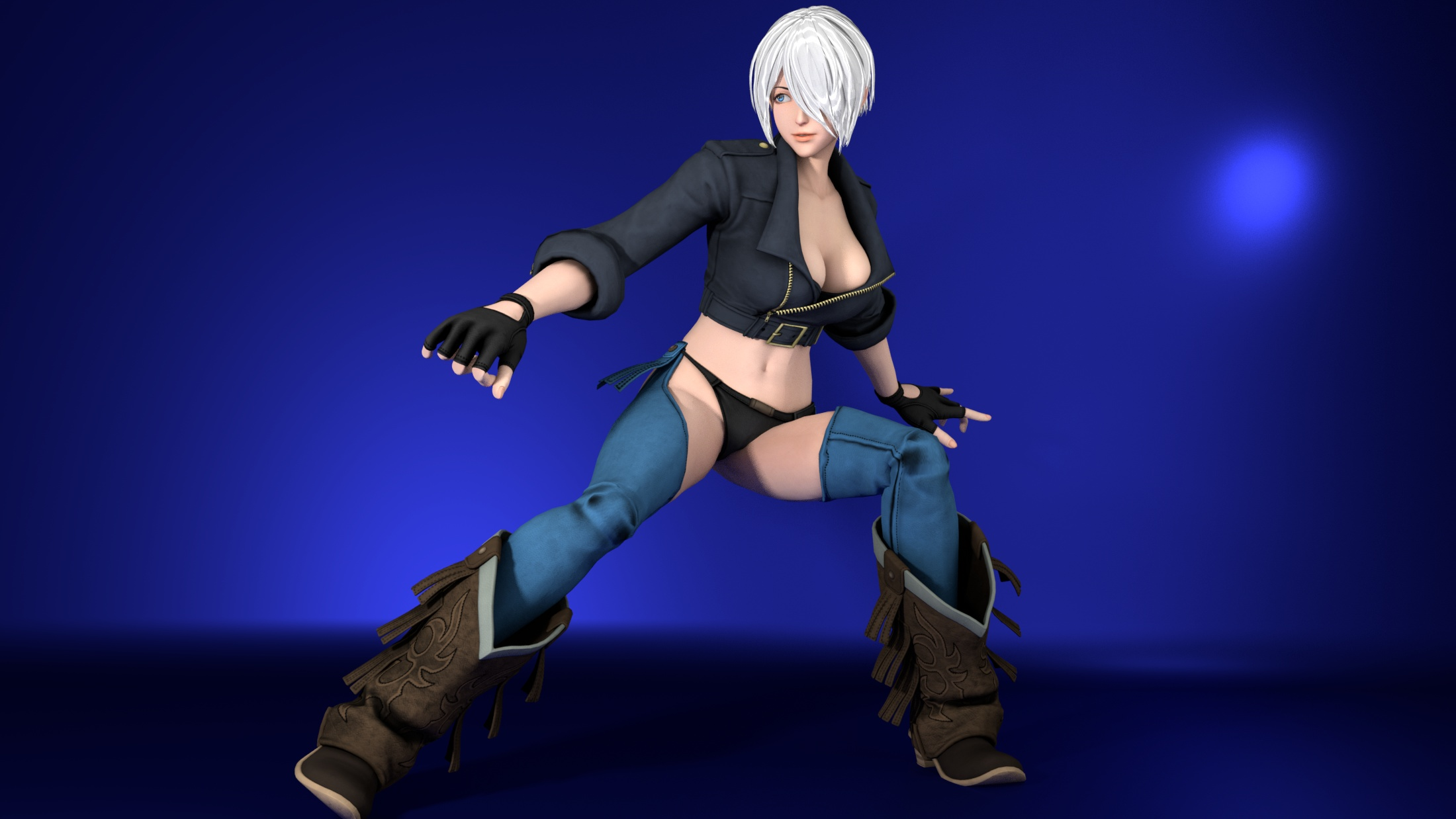 Angel Kof 5 By Photonlanccer On Deviantart Kof vs dnf is one of many fighting games to play online on your web browser for free at kbh games. angel kof 5 by photonlanccer on deviantart