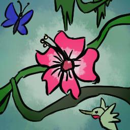 Hibiscus by RenaTheXV