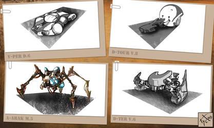 Concept- vehicule by tydyus