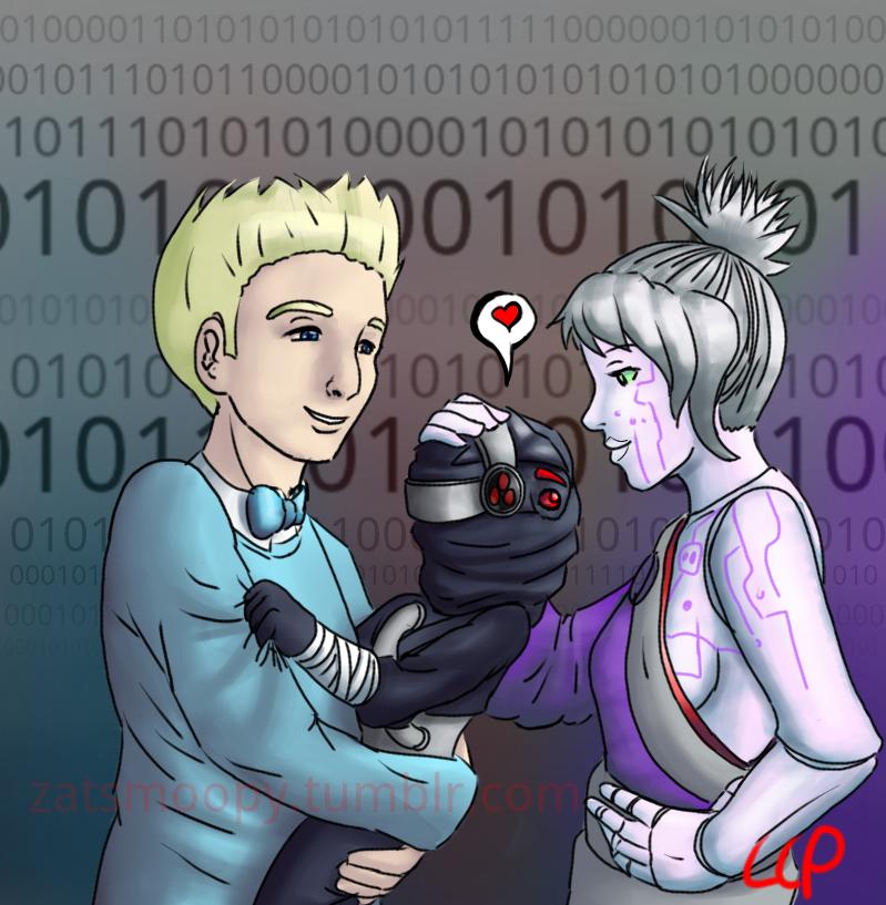 Android family by zats art on deviantart