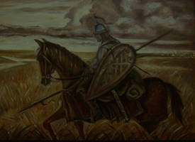 Slavic Warrior by Knjazivna