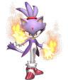 Blaze the cat by nin-mario64
