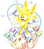 Super Sonic by nin-mario64