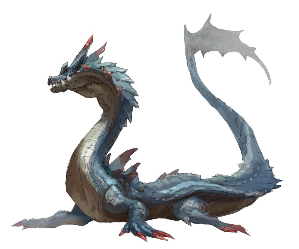Lagiacrus Monster Hunter By Nin Mario64 On Deviantart Known as the lord of the seas, the lagiacrus is a species of large, blue, aquatic monster that dwell in the sea and large bodies of fresh water. monster hunter by nin mario64 on deviantart