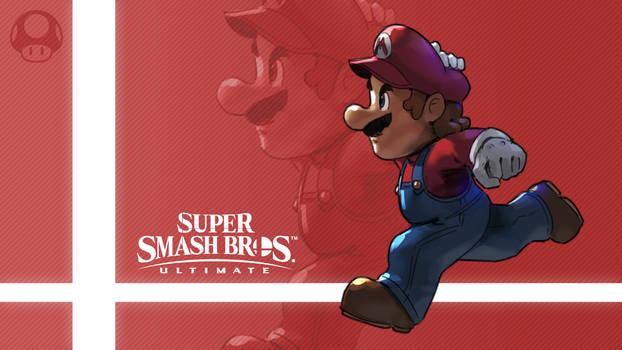 Super Smash Bros. Ultimate - Mario