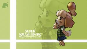 Super Smash Bros. Ultimate - Isabelle