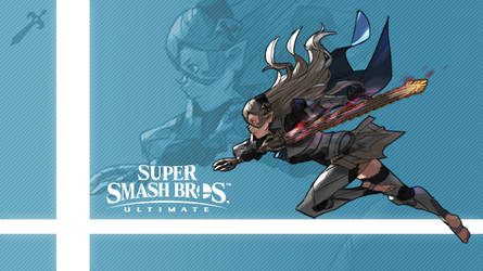 Super Smash Bros. Ultimate - Corrin (Alt.) by nin-mario64