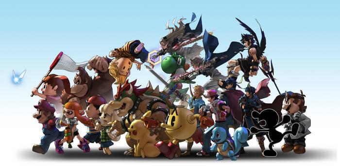 Super Smash Bros. Ultimate V1