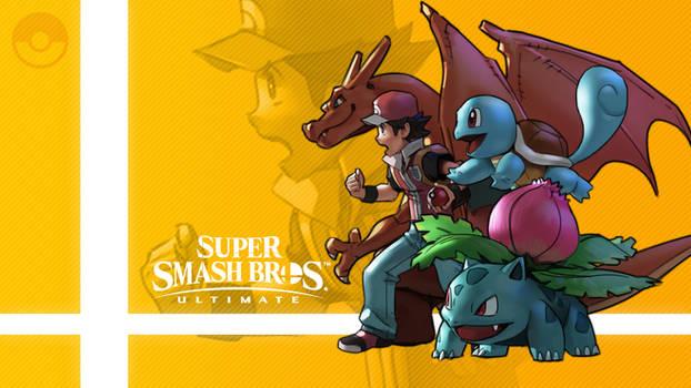 Super Smash Bros. Ultimate - Pokemon Trainer