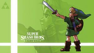 Super Smash Bros. Ultimate - Young Link