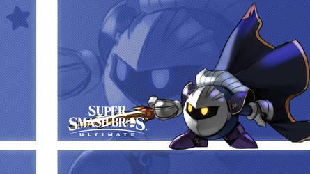 Super Smash Bros. Ultimate - Meta Knight by nin-mario64