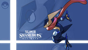Super Smash Bros. Ultimate - Greninja