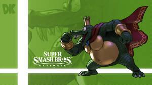 Super Smash Bros. Ultimate - King K Rool