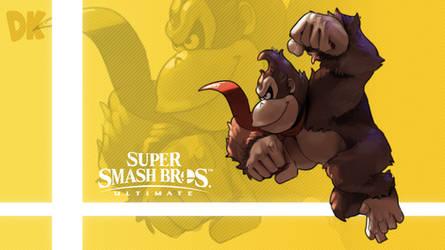 Super Smash Bros. Ultimate - Donkey Kong by nin-mario64