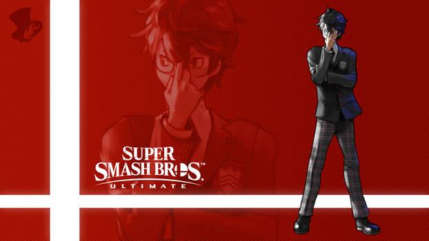 Super Smash Bros. Ultimate - Joker (Alt)