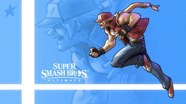 Super Smash Bros. Ultimate - Terry