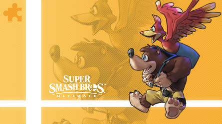 Super Smash Bros. Ultimate - Banjo and Kazooie