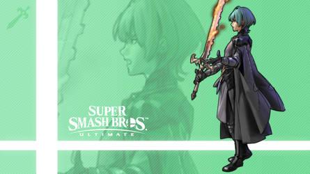 Super Smash Bros. Ultimate - Byleth