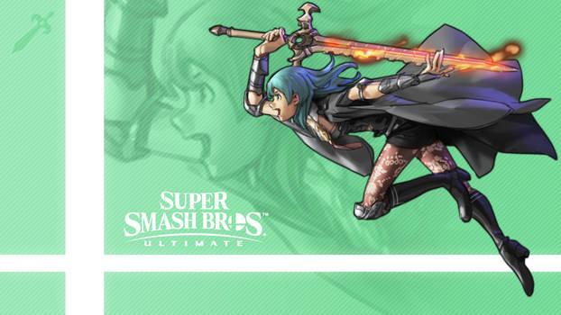 Super Smash Bros. Ultimate - Byleth (Alt.)