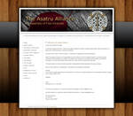 Asatru Alliance Webpage