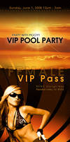 Piggy VIP Pass by Vikingjack