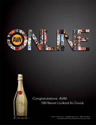AVN Congrats Ad by Vikingjack