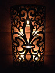 Yule Lights by Vikingjack