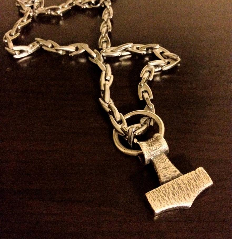 Silver Hammer by Vikingjack