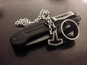 My personal Mini Hollow Hammer by Vikingjack
