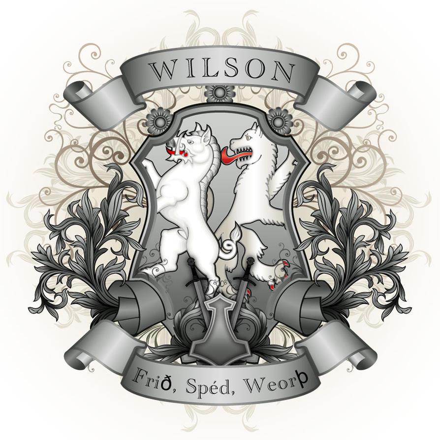 Willson family crest 2013 by vikingjack on deviantart willson family crest 2013 by vikingjack buycottarizona