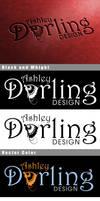 Ashley Darling Designs Logo by Vikingjack