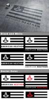 American Heathen Flag Mockup by Vikingjack
