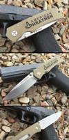American Heathen Blade by Vikingjack