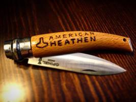 American Heathen Opinel by Vikingjack
