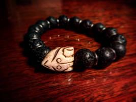 Bear beads by Vikingjack