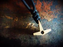 Bronze Heart Hammer by Vikingjack