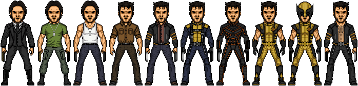 Agent-257's Gallery - Page 2 Wolverine_by_agent_257-d5xxq9w