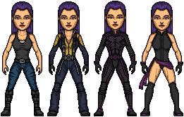 Agent-257's Gallery - Page 2 Psylocke_by_agent_257-d5y1e20