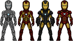 Agent-257's Gallery - Page 2 The_iron_man_by_agent_257-d62vbwk