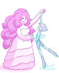 Rose And Pearl Fusion Dance