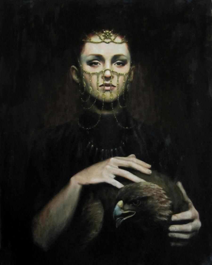Geraldine by RandallFischer