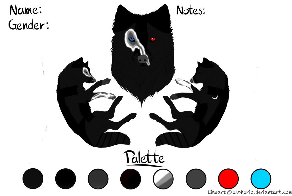 ..:Corvus:..}.{The Souless Bitch}.{ by MoosePotatoe