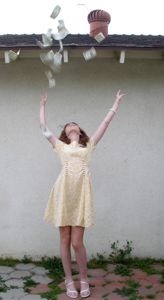crazy money by PhoeebStock