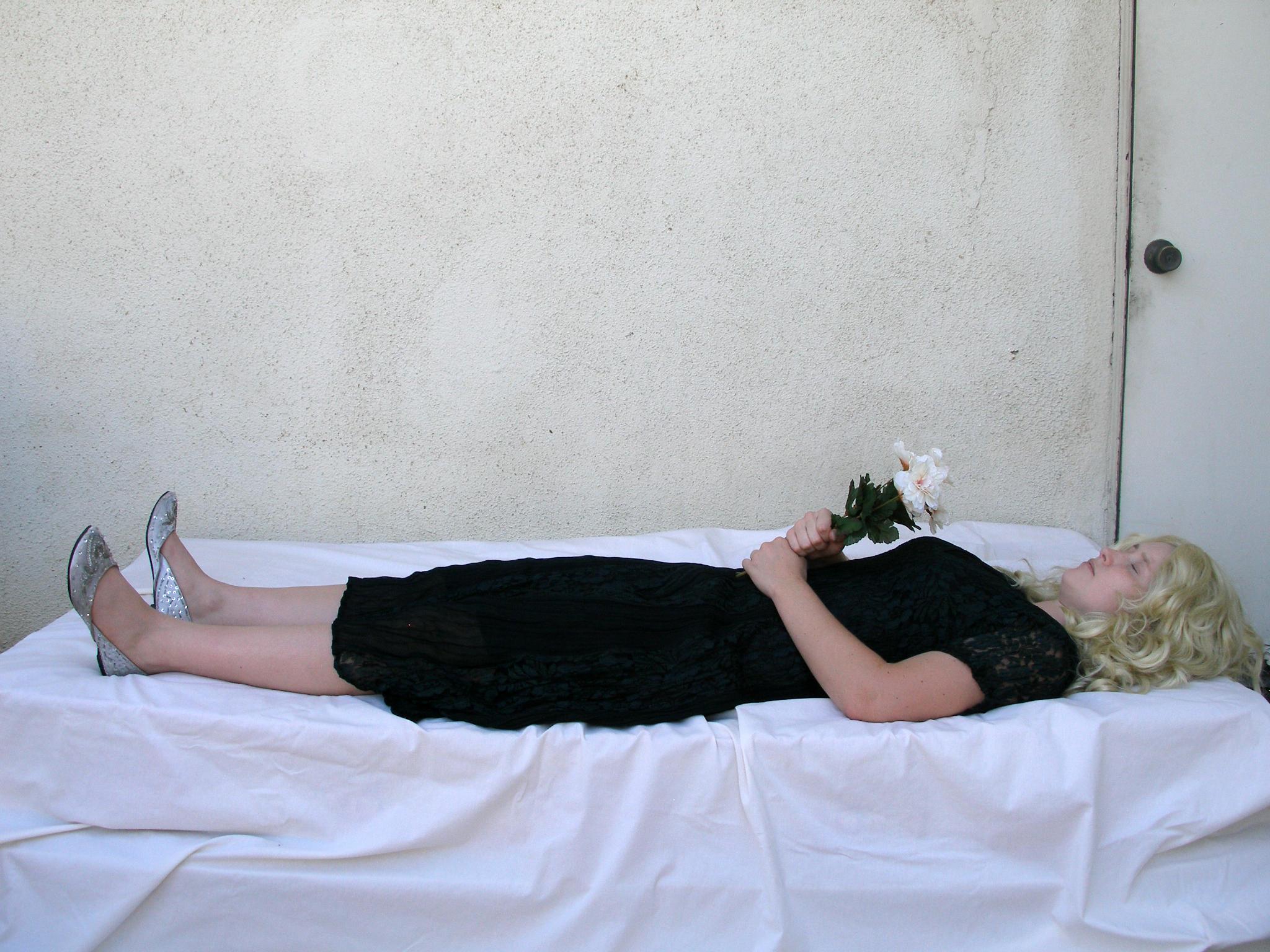 sleeping beauty2 by PhoeebStock
