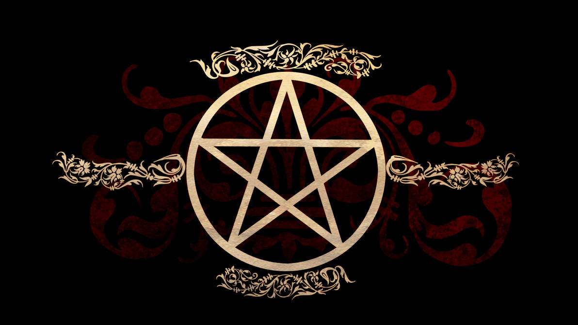 Pagan Wallpaper by Ouranos-Scyth