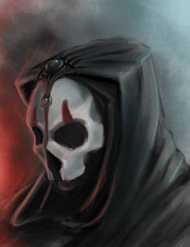 Darth Nihilus speed paint