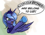 All of your Bronies