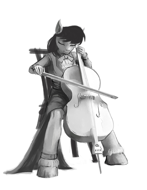 Octavia Plays by hattonslayden