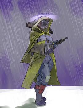 jenny raincoat